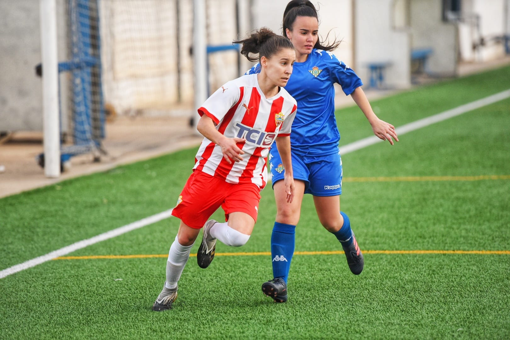 UDA femenina vs Real Betis B 3