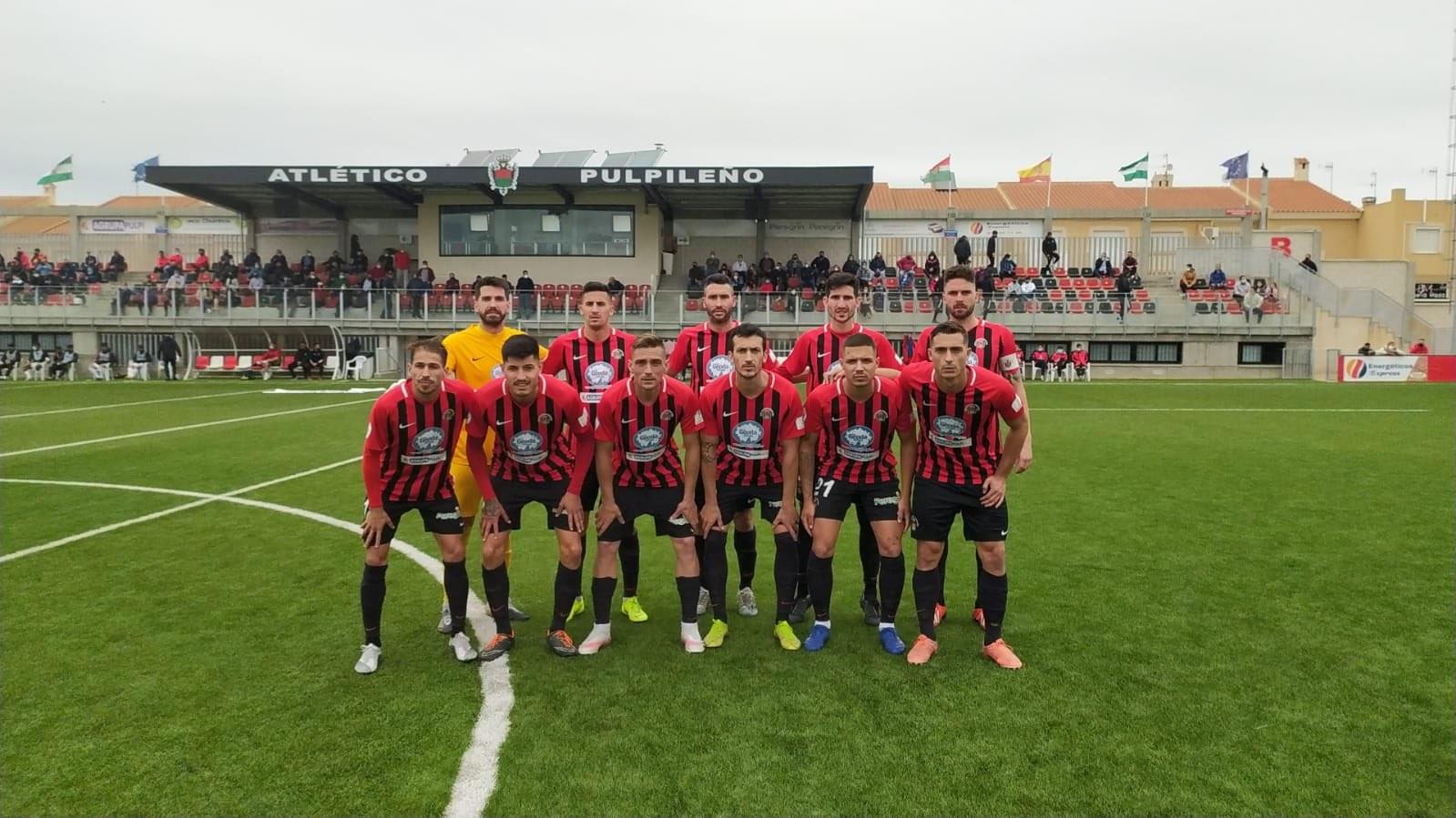 Atlético Pulpileño vs FC Cartagena SAD 1