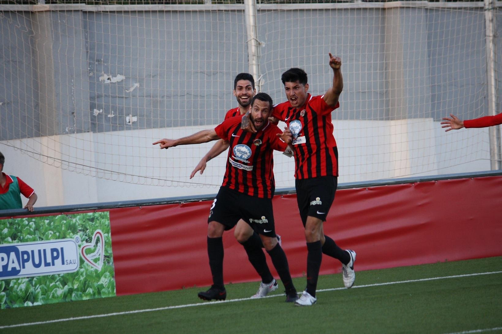 Atlético Pulpileño vs Mar Menor FC 1