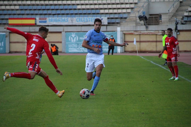 CD El Ejido 2012 vs Real Murcia CF 6