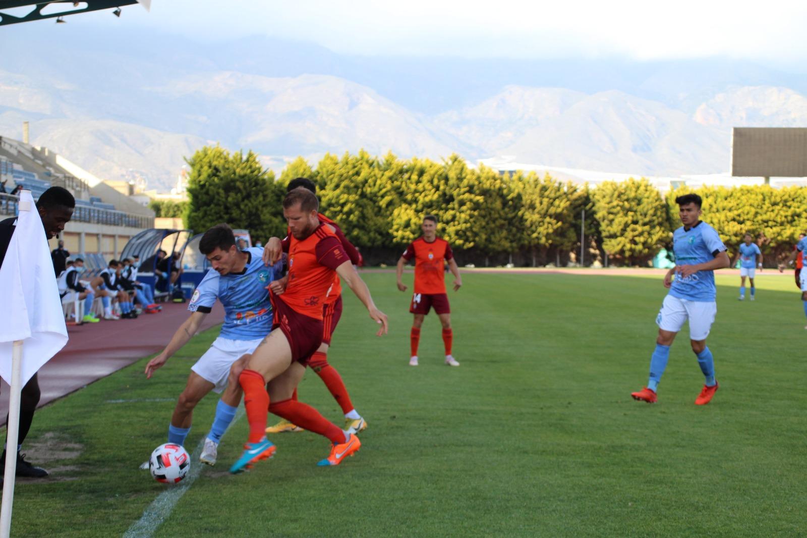 CD El Ejido 2012 vs Recreativo de Huelva 2