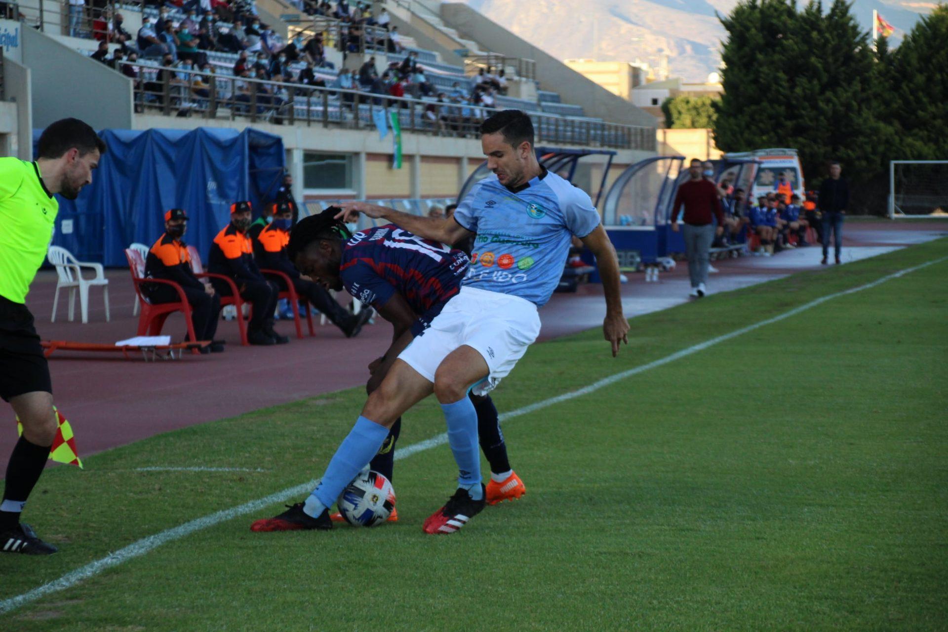 CD El Ejido 2012 vs Yeclano Deportivo 13