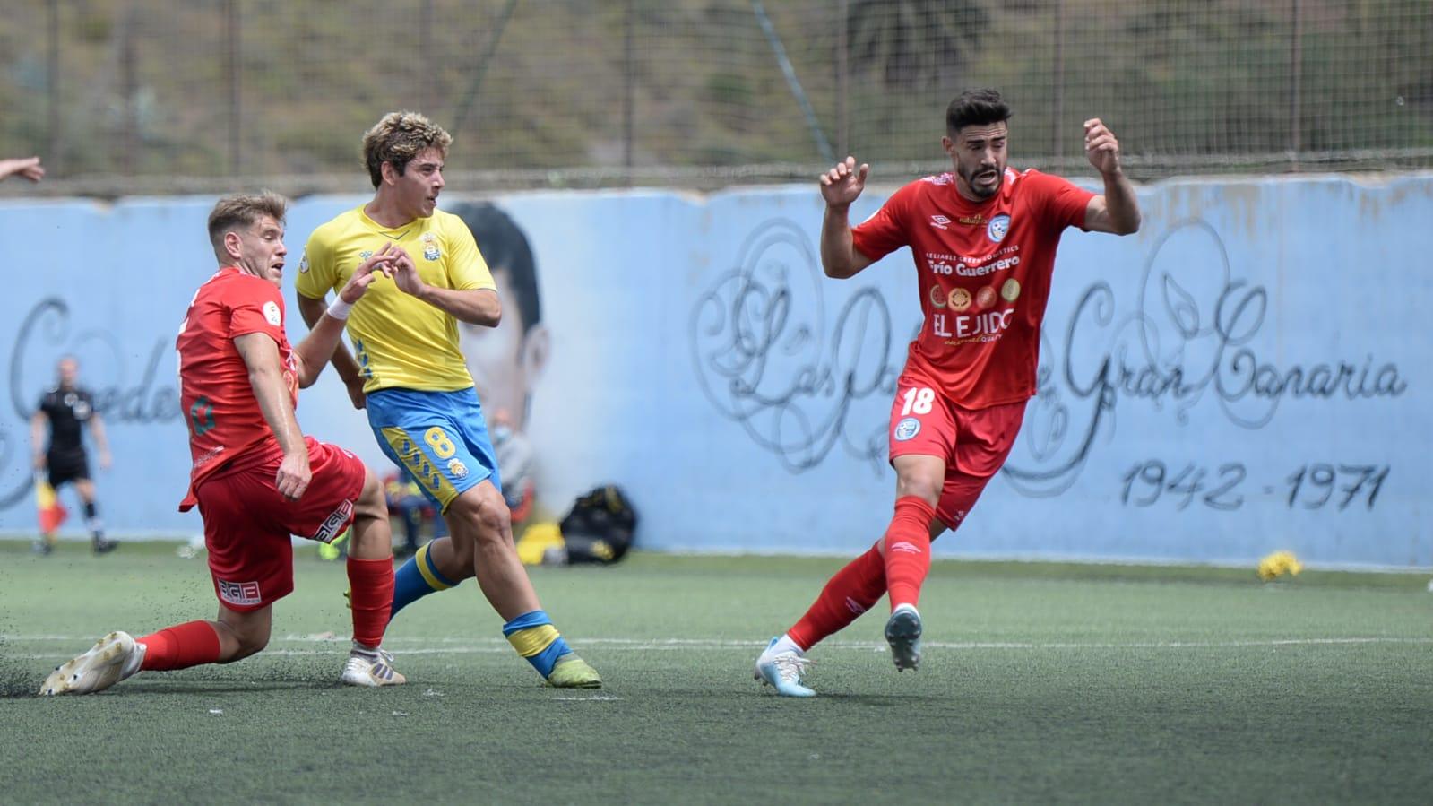 Las Palmas Atlético vs CD El Ejido 2012 2