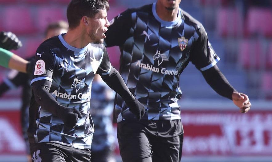 Para ganar, el Almería tiene que hacerlo