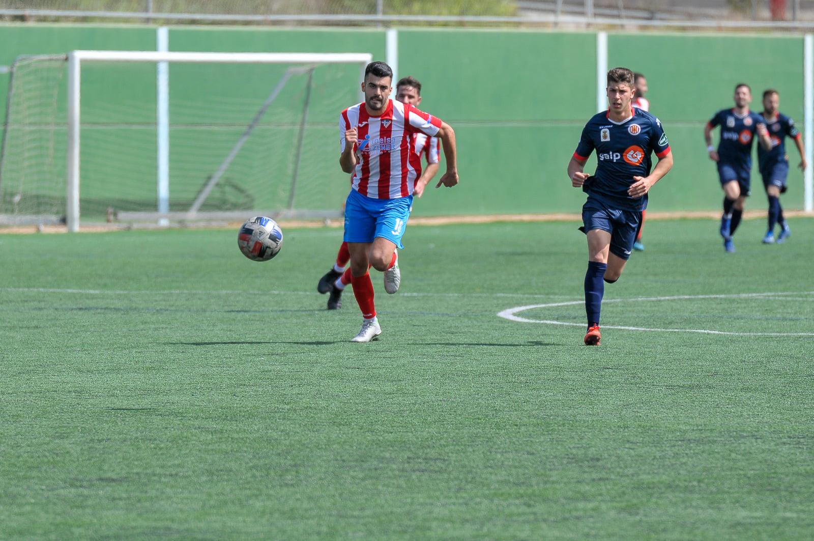 Poli Almería vs UD Ciudad de Torredonjimeno 1