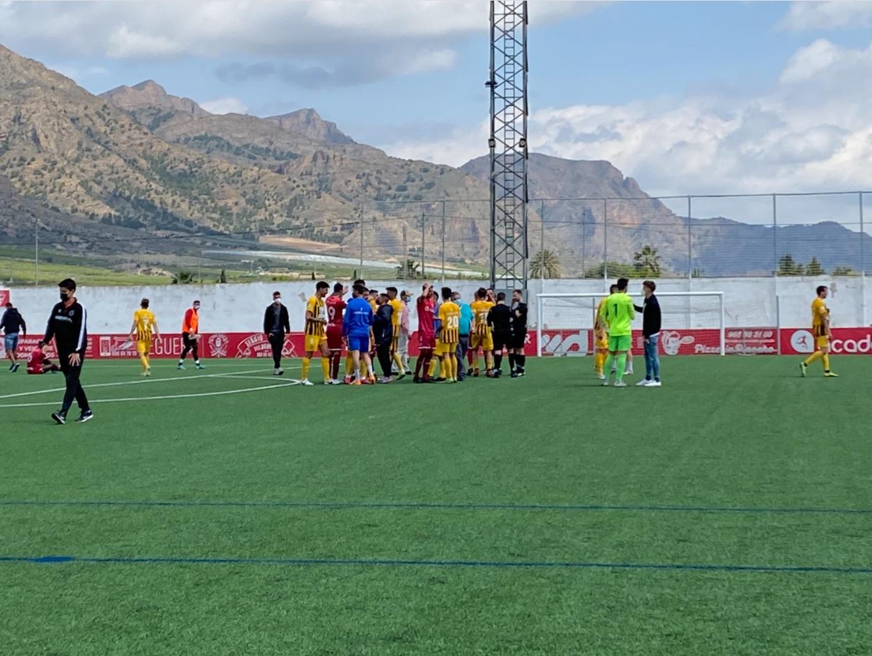 Racing Murcia FC vs Atlético Pulpileño 1