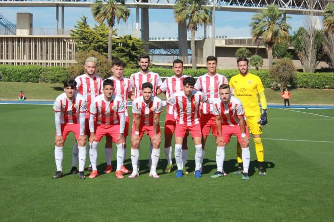UDA B vs El Palo FC 1