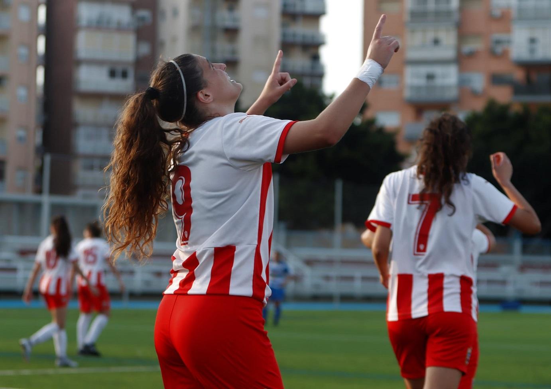 UDA femenina vs Sporting de Huelva B 1