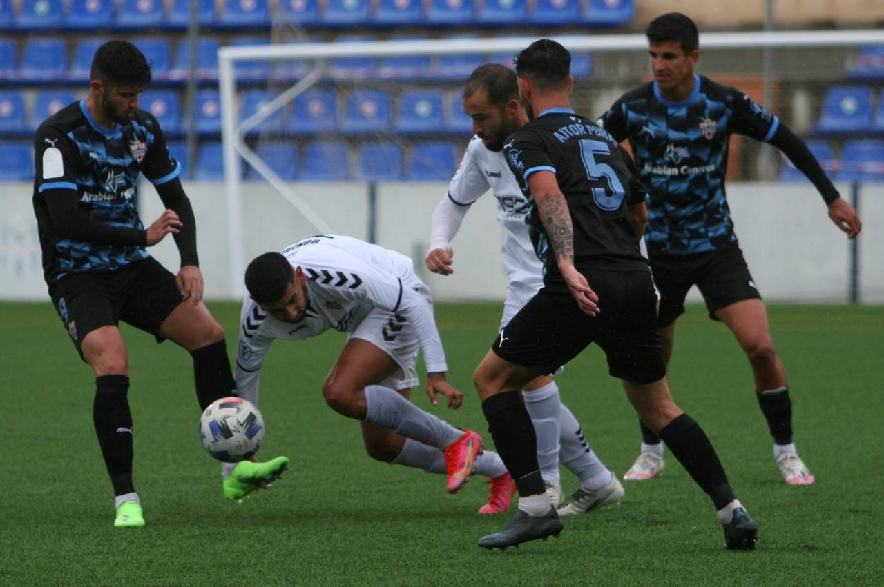 Vélez CF vs UDA B 1