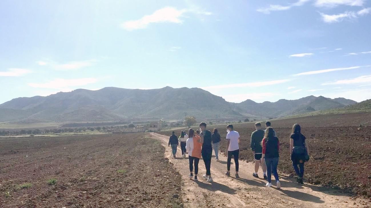 Visita al Cortijo del Fraile con CC Torrecárdenas