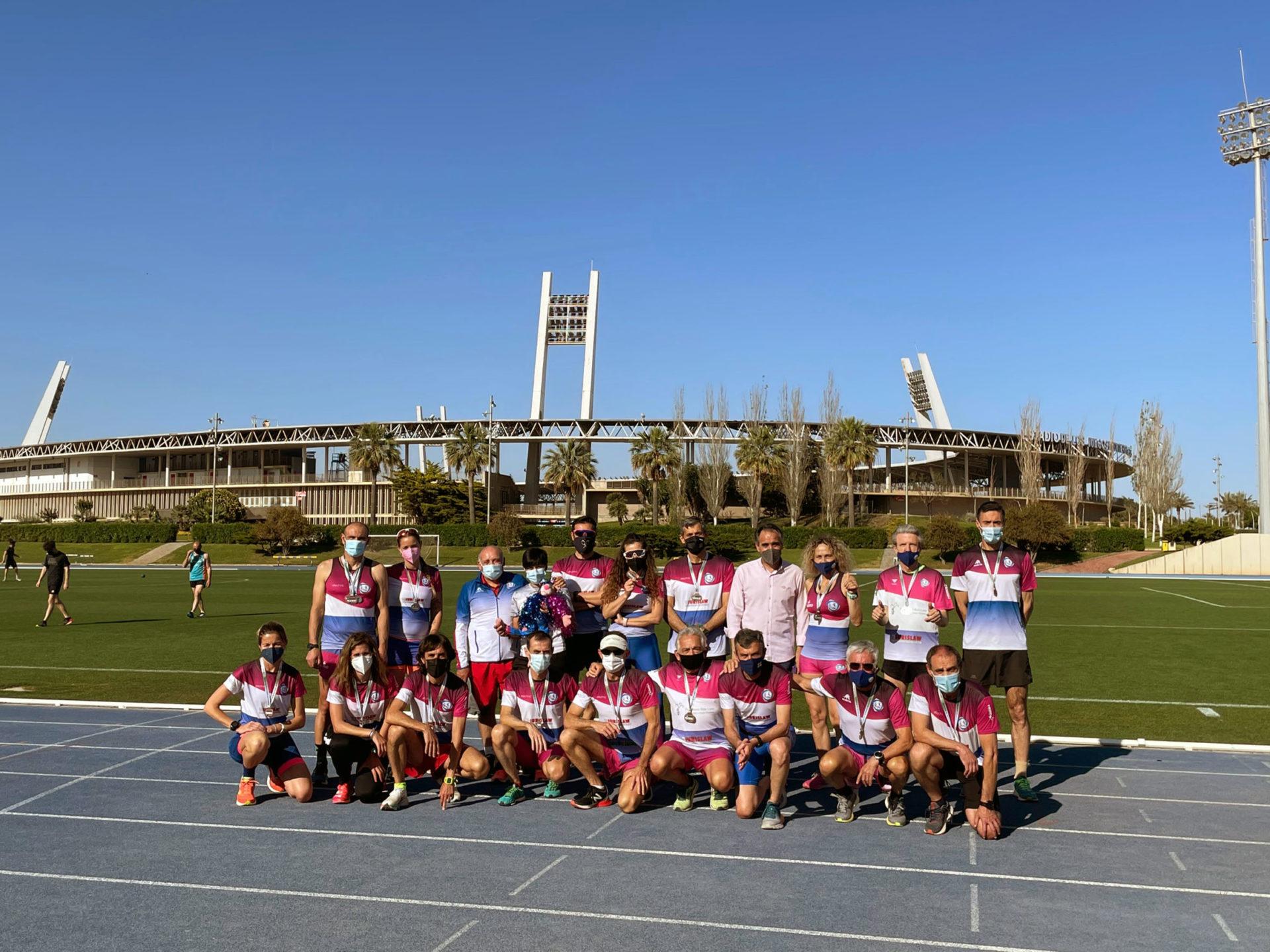 210528 juanjo segura visita union atletas almeria 3