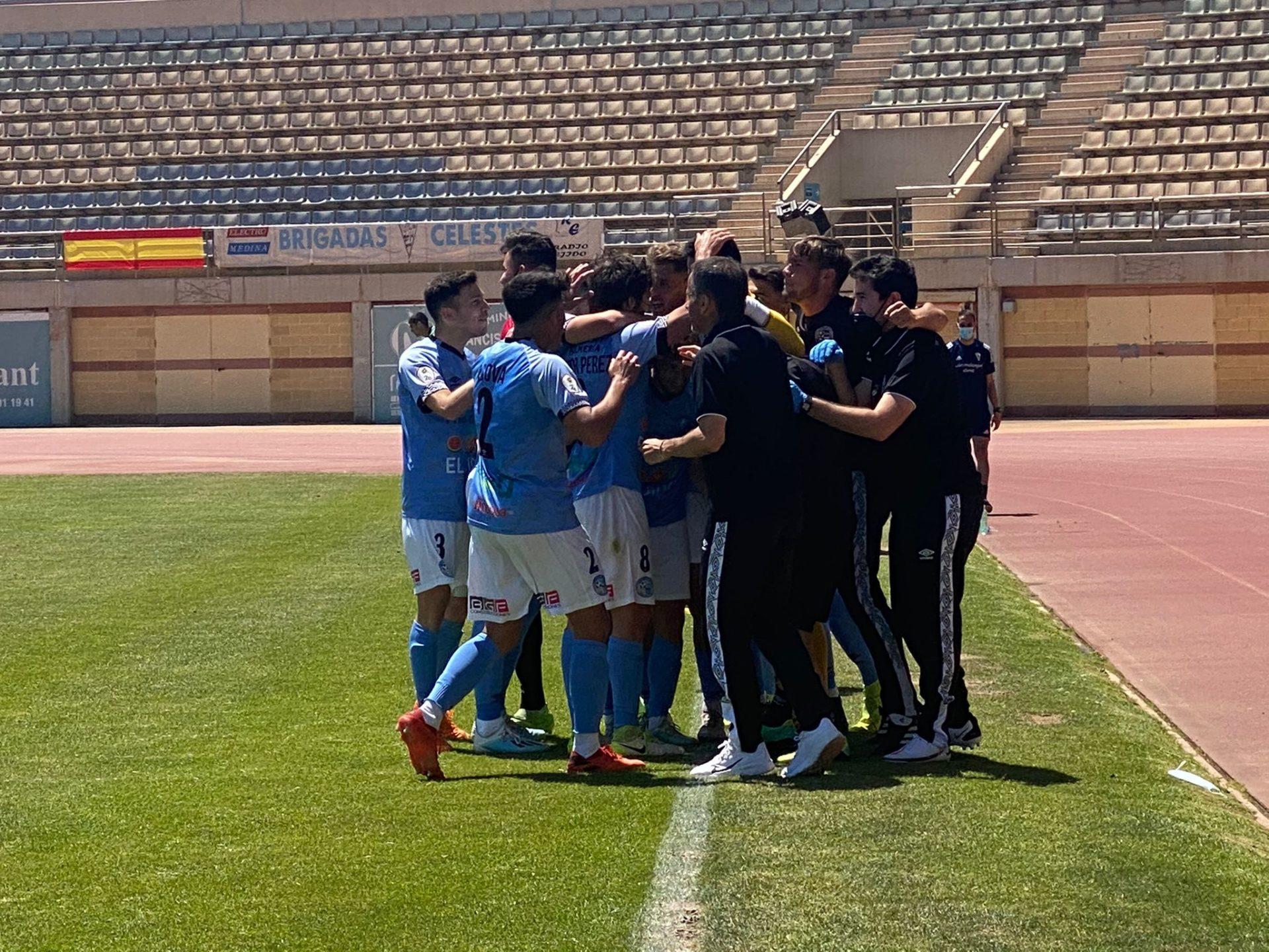 CD El Ejido 2012 vs Marbella FC 1