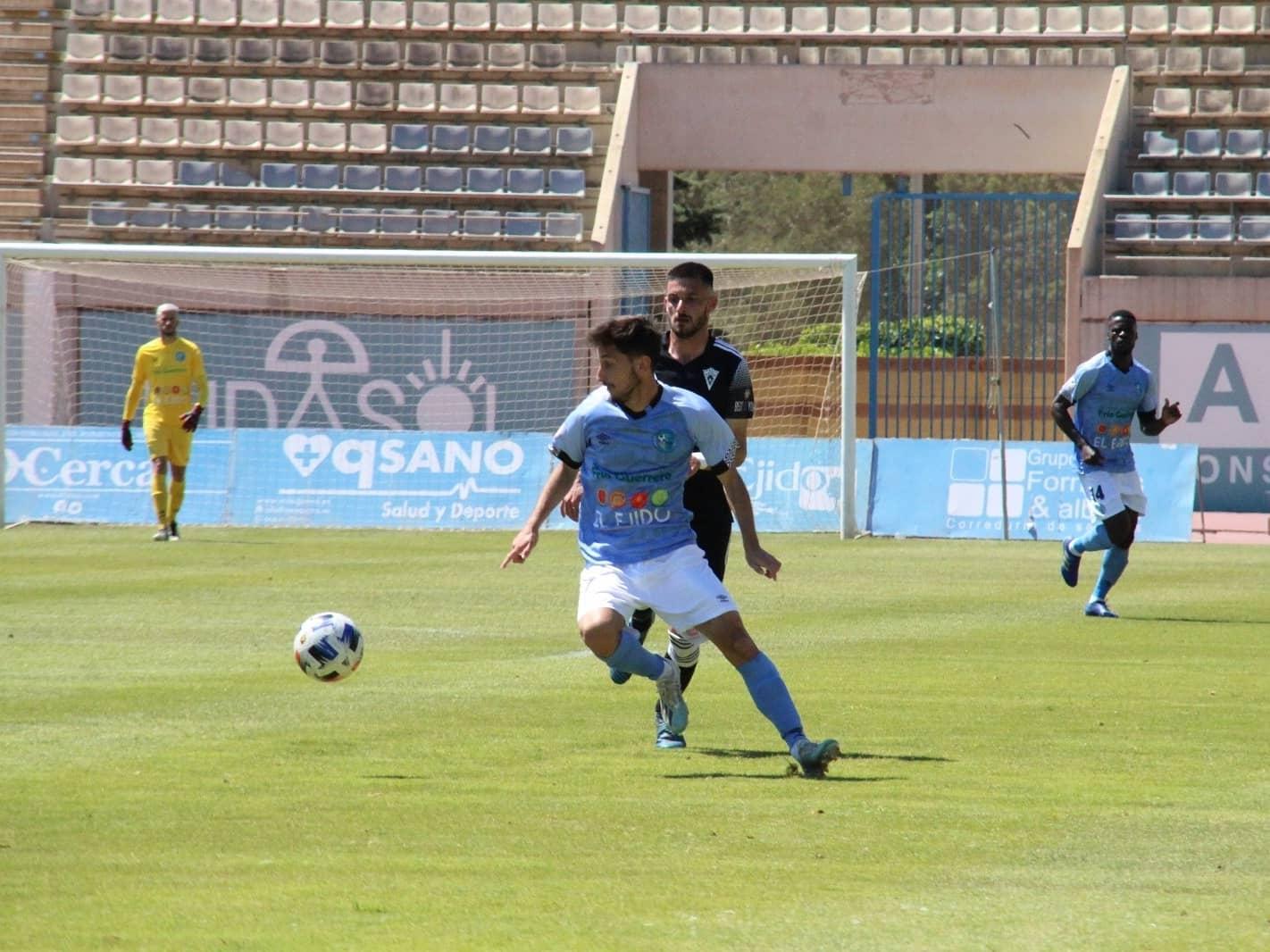 CD El Ejido 2012 vs Marbella FC 2