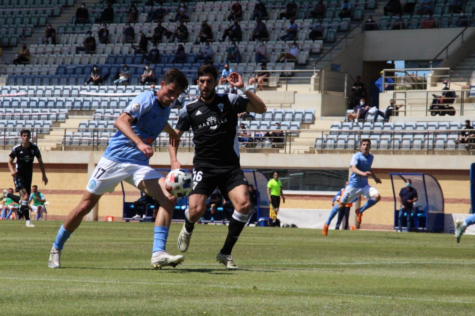 CD El Ejido 2012 vs Marbella FC 3