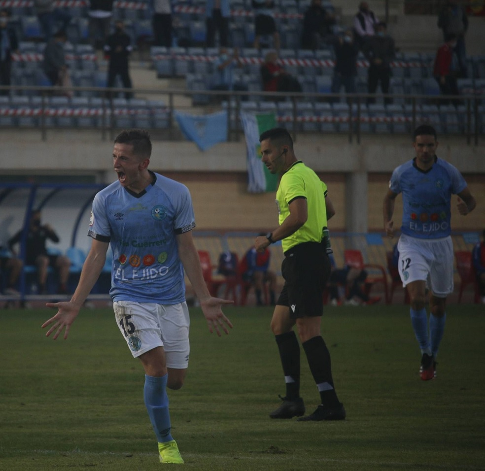 CD El Ejido 2012 vs Yeclano Deportivo 14