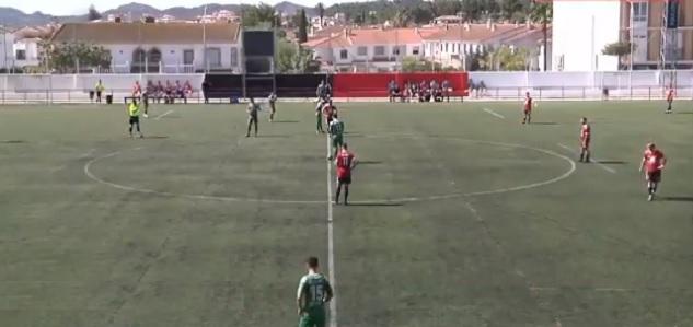 Huércal-Overa CF vs EDMF Churra 1