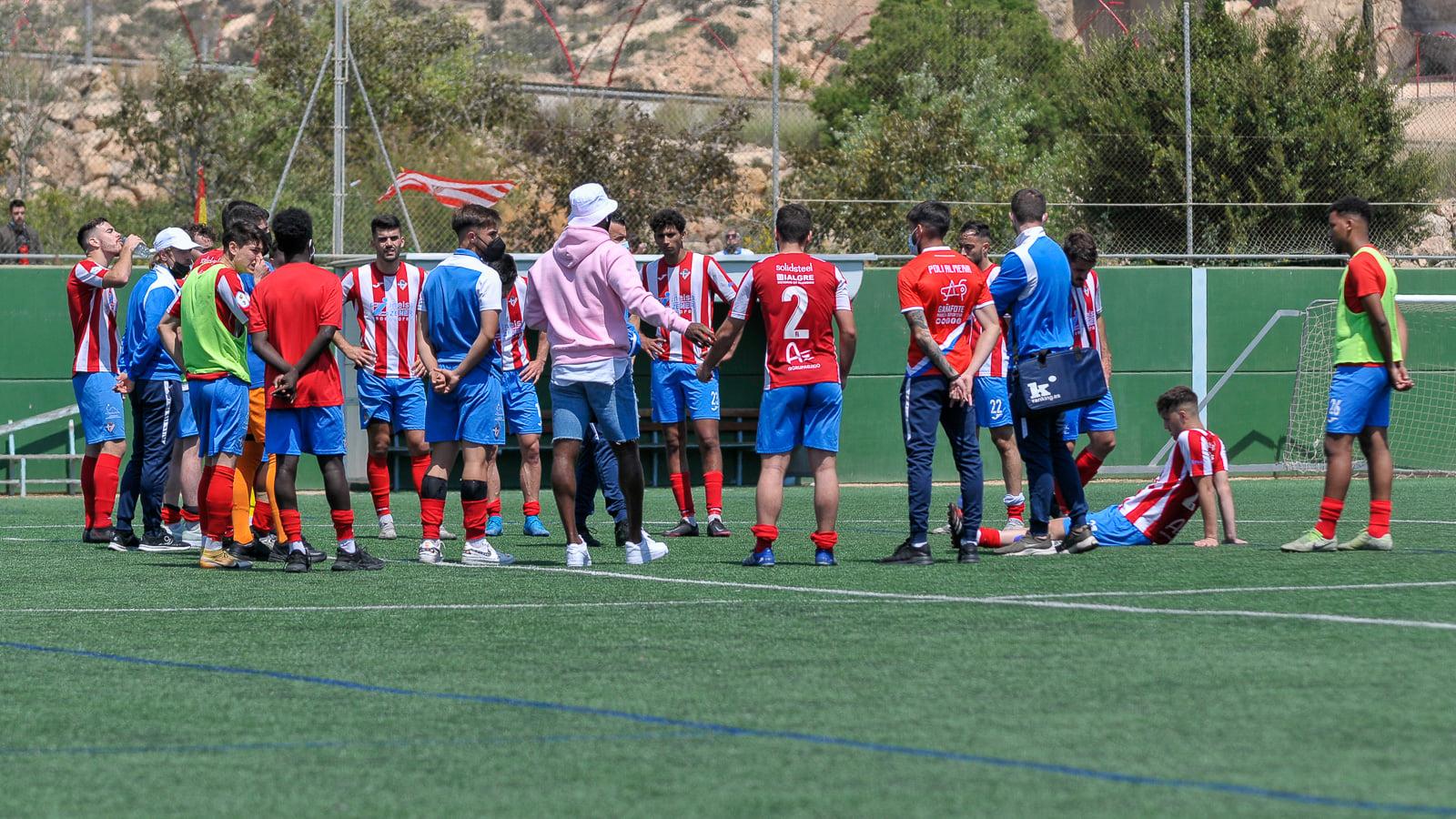 Poli Almería vs CF Motril 1