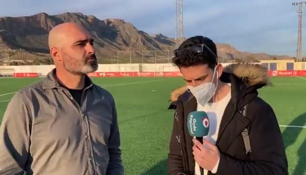 Racing Murcia FC vs Huércal-Overa CF 1