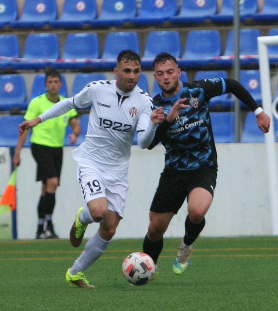 Vélez CF vs UDA B