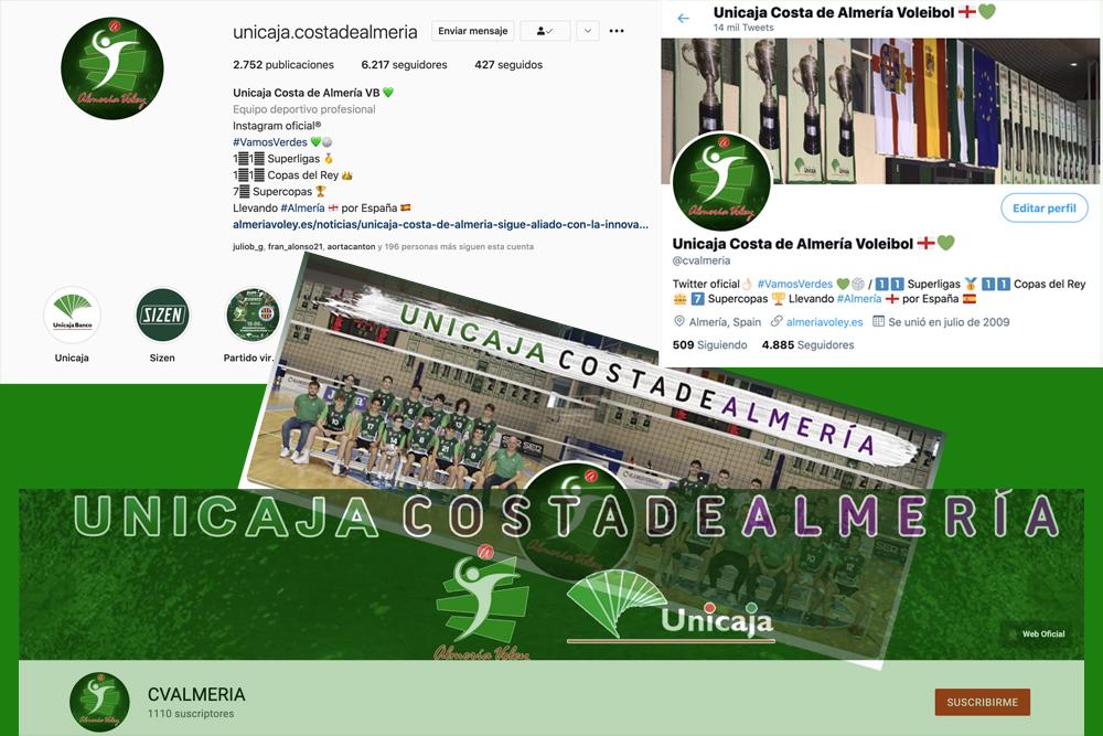 (18-06-21) Unicaja Costa de Almería - Redes Sociales