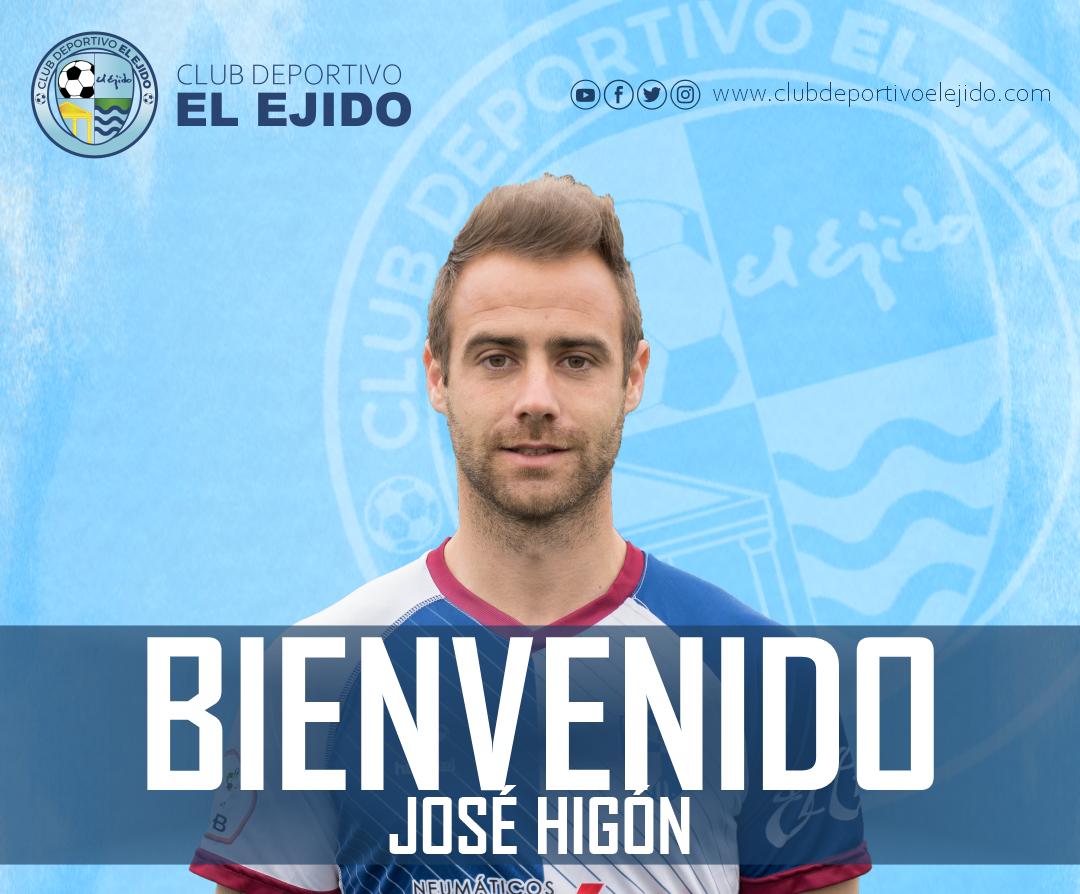 CD El Ejido 2012 fichaje Higón