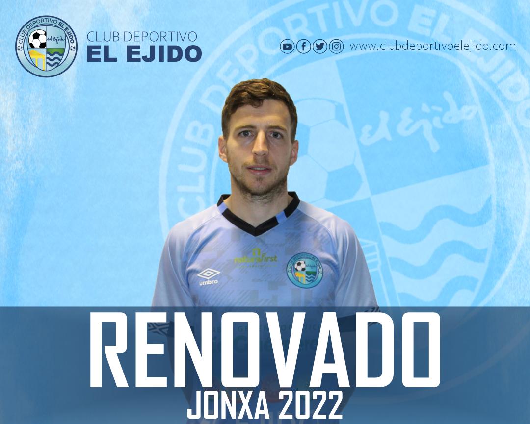 CD El Ejido 2012 renovación Jonxa