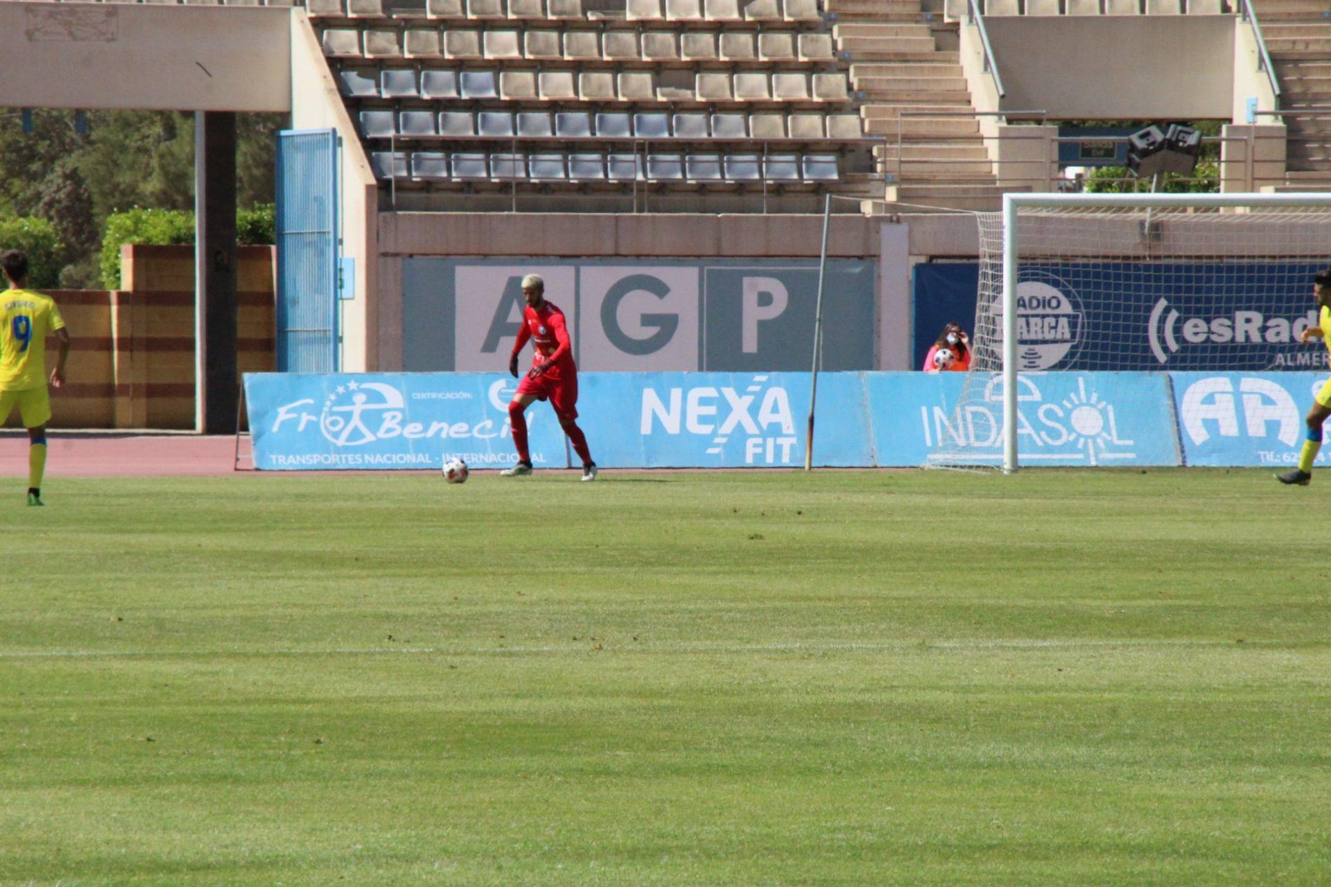 CD El Ejido 2012 vs Las Palmas Atlético 1