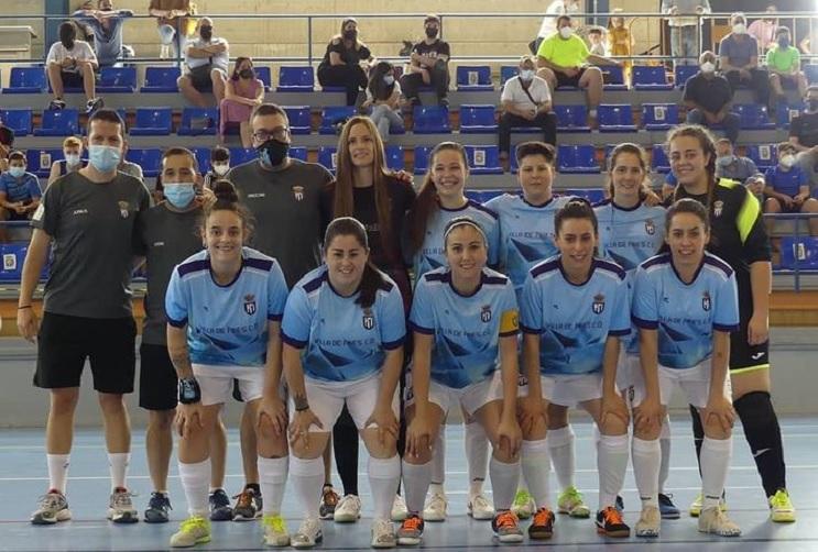 CD Villa de Fines vs Almaraz FS