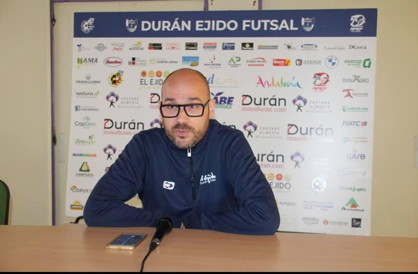 Durán Ejido Futsal Óscar García Poveda 12-03-21