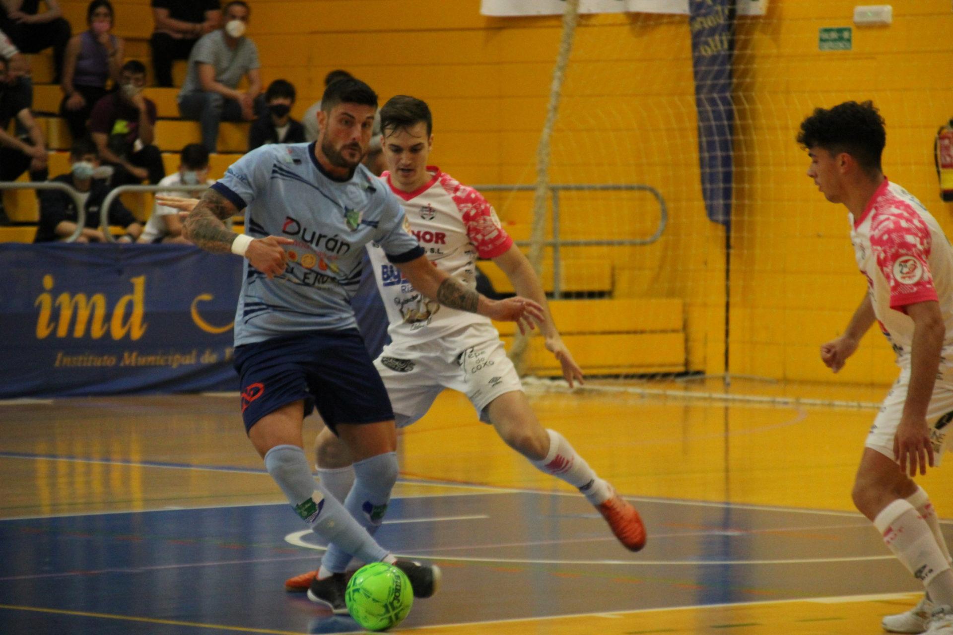 Durán Ejido Futsal vs Noia FS Portus Apostoli 1