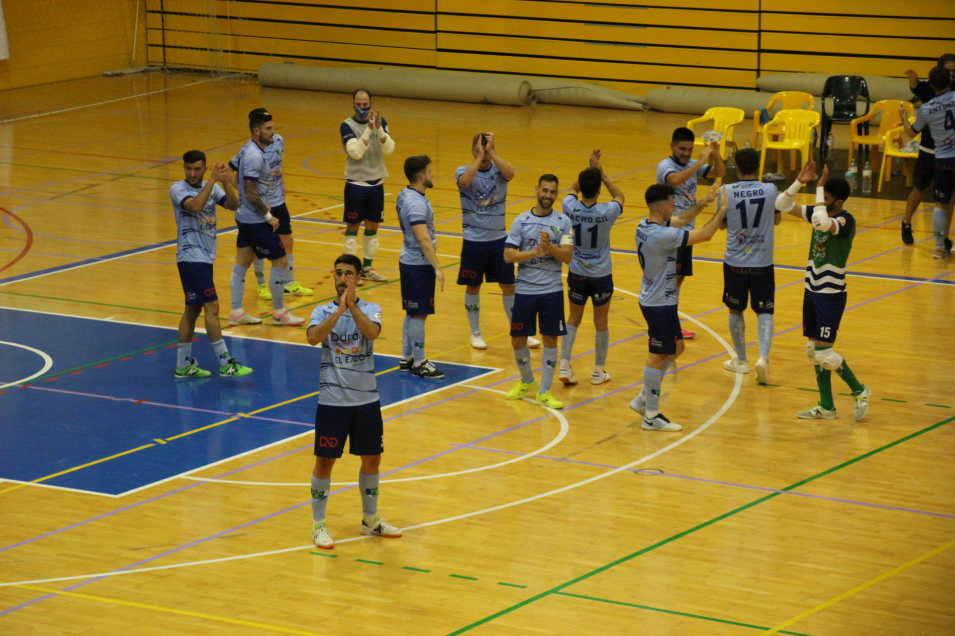 Durán Ejido Futsal vs Softaware DelSol Mengíbar FS