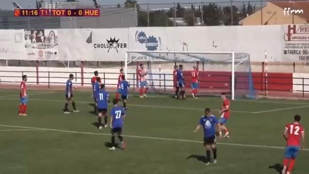 Olímpico de Totana vs Huércal-Overa CF 1