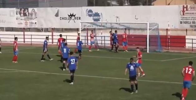 Olímpico de Totana vs Huércal-Overa CF 2