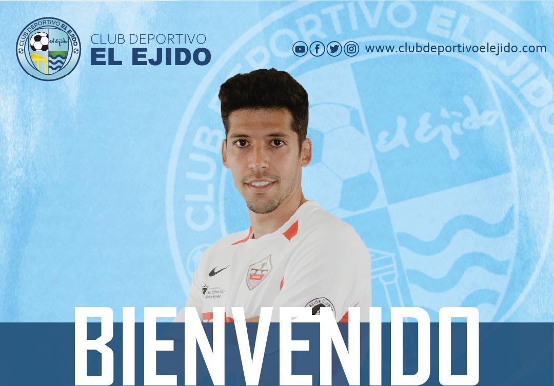 CD El Ejido 2012 fichaje Barril