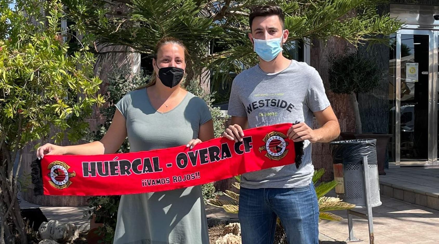 Huércal-Overa CF fichaje Cristian