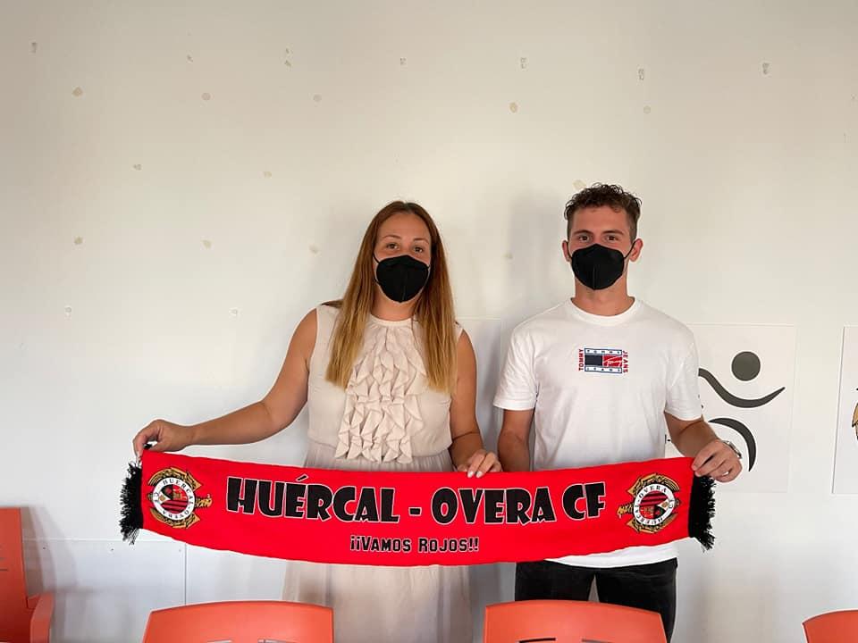 Huércal-Overa CF fichaje Iván Ferrer