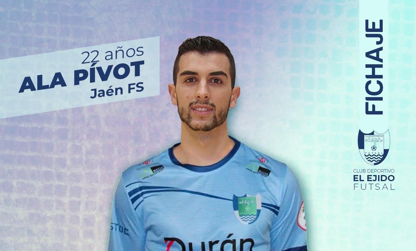 Durán Ejido Futsal cesión José Mario