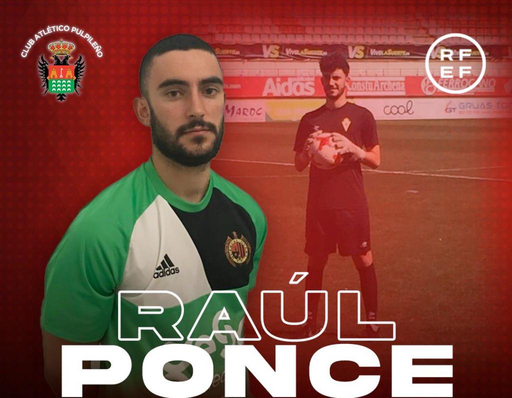 Atlético Pulpileño fichaje Raúl Ponce