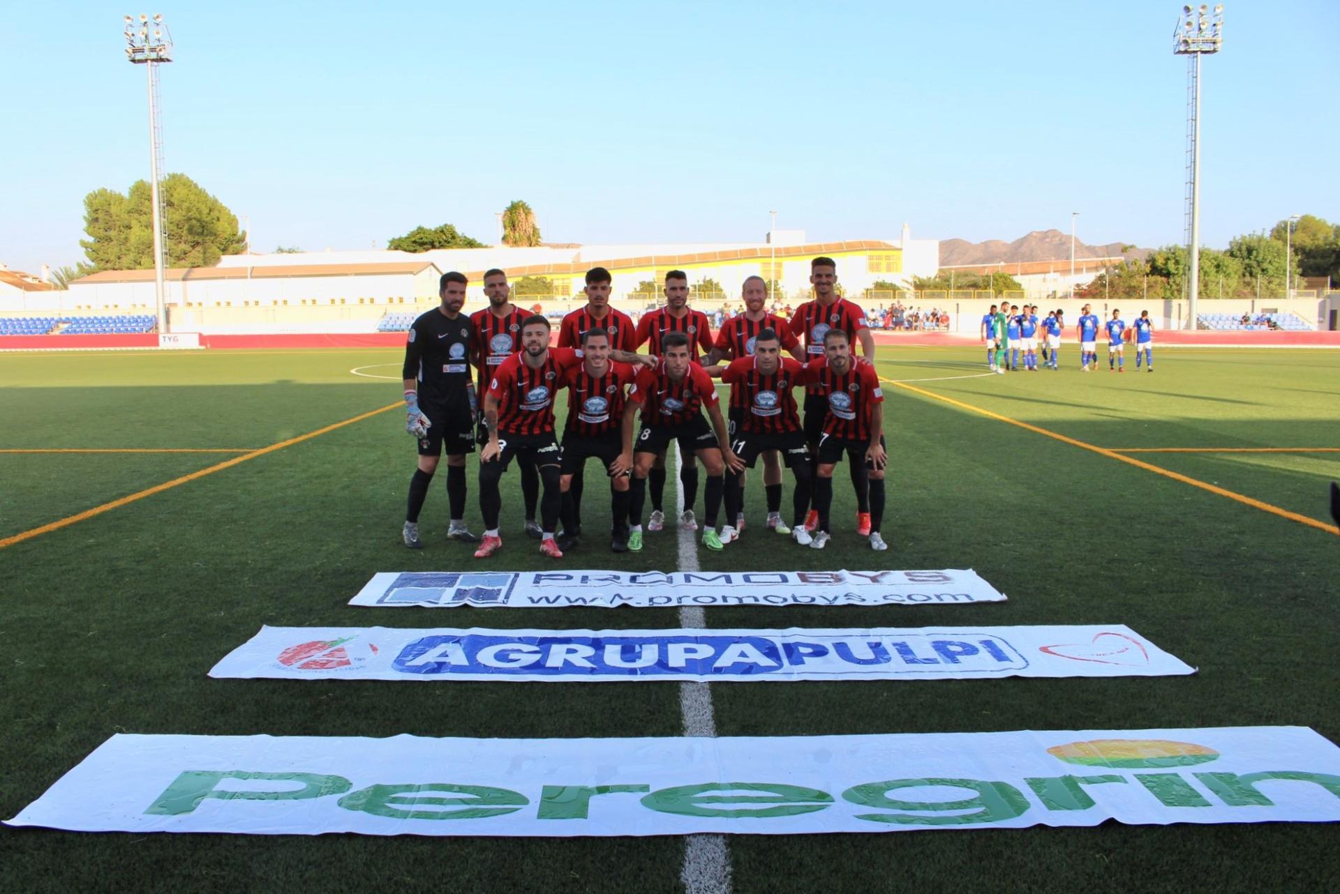 Atlético Pulpileño vs Huércal-Overa pretemporada 2021 1