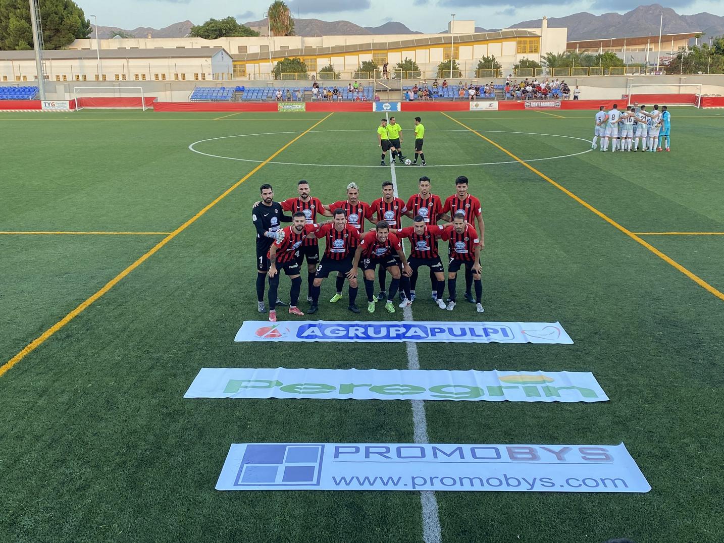 Atlético Pulpileño vs UD Los Garres pretemporada 2021 1
