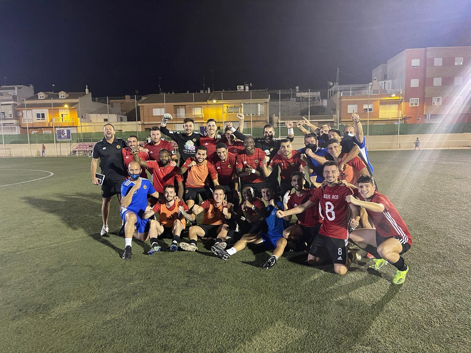 UD Los Garres vs Huércal-Overa CF Copa RFEF