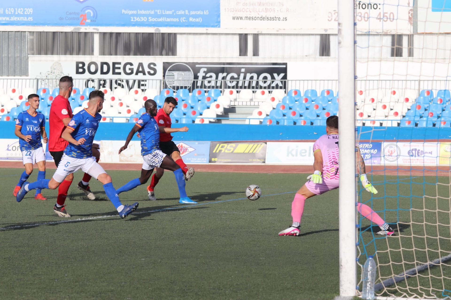 UD Socuéllamos vs CD El Ejido 2012 1