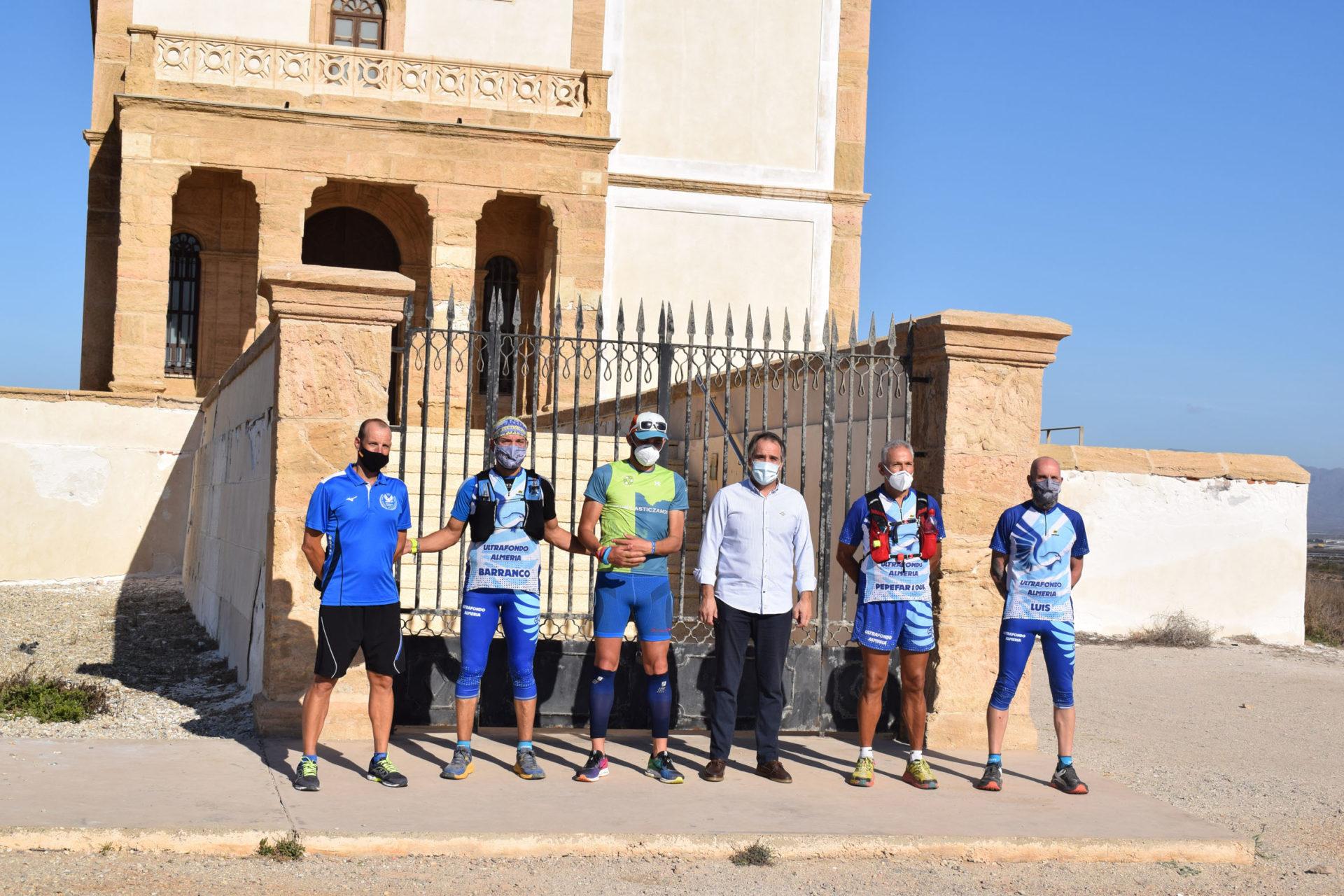 Almería vuelve a unirse al reto