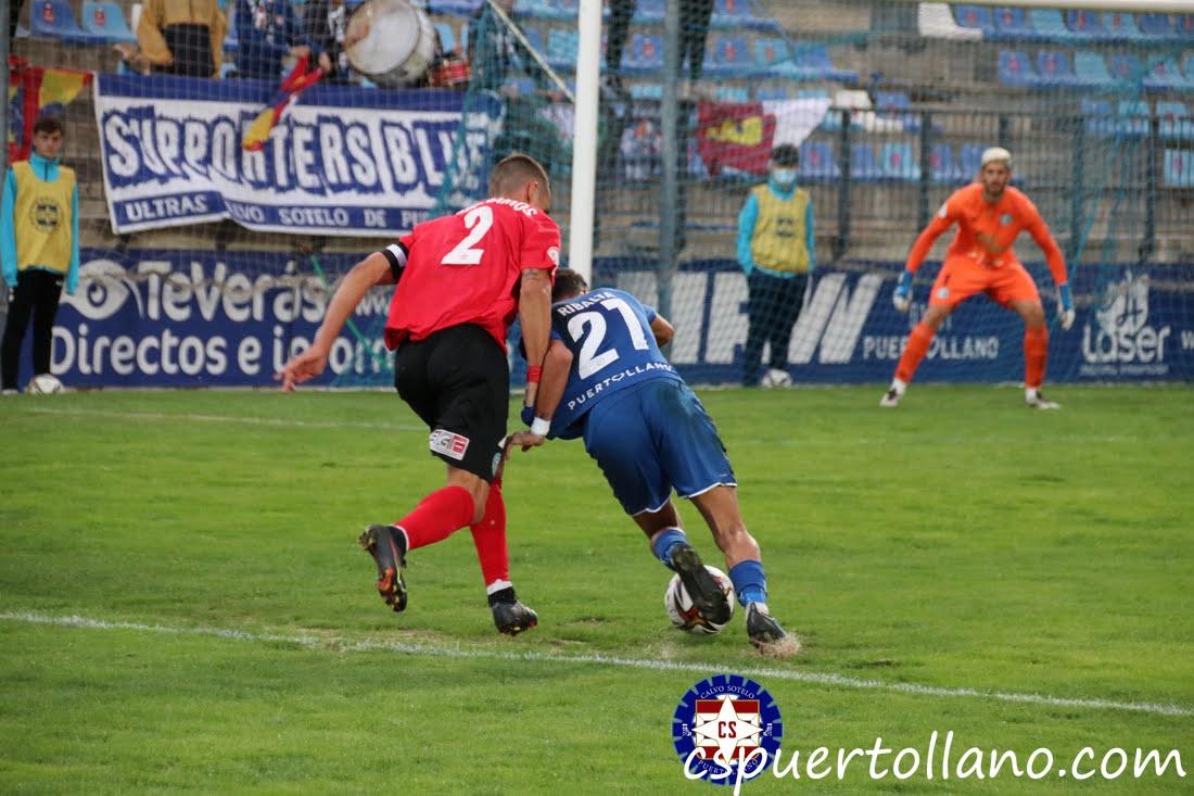 Calvo Sotelo CF vs CD El Ejido 2012 2
