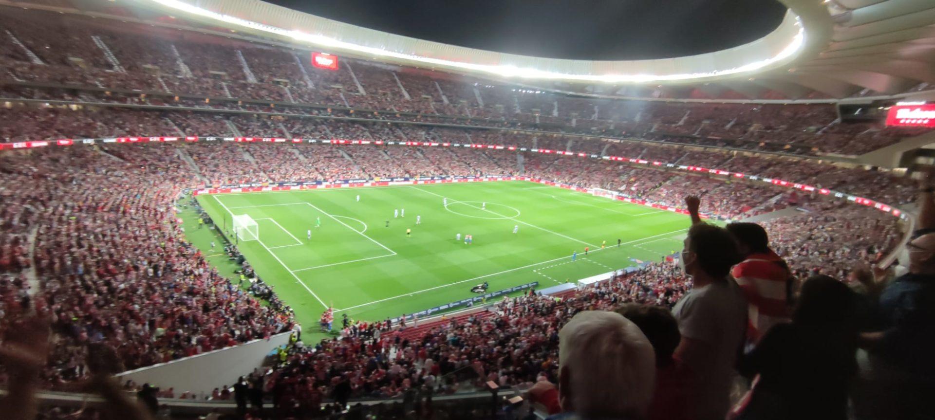 VÍDEO BLOG #Minuto92 Crónica de una semana en Madrid Día 1